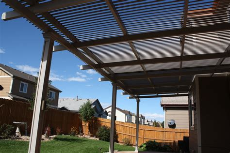 Pergola Style Louvered Roofs   Louvered Roof Patio Covers