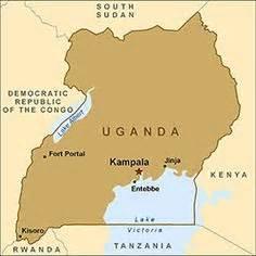 uganda atlas maps   resources infopleasecom