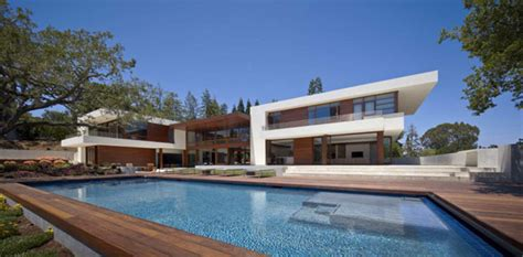 modern house california modern cliff view residence shining in a contemporary