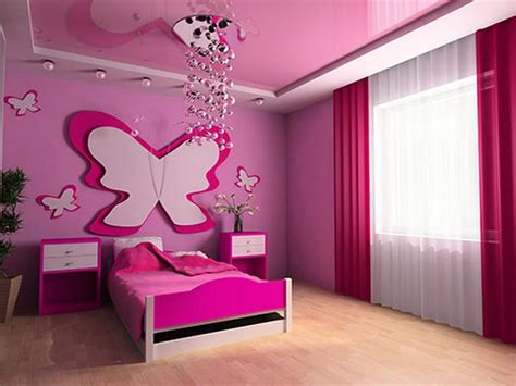 pink bedroom photo beautiful   beautiful pink butterfly bedroom ideasjpg