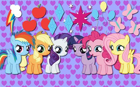 my little pony my little pony wallpapers my little pony friendship is