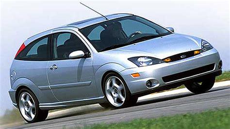 2002 ford focus svt 2002 svt ford focus drive flashback
