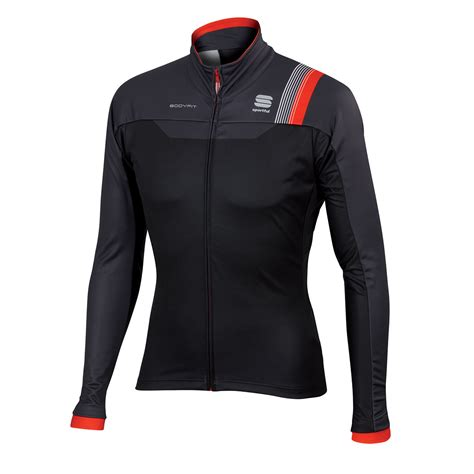 cycling jacket red wiggle sportful bodyfit pro ws jacket cycling