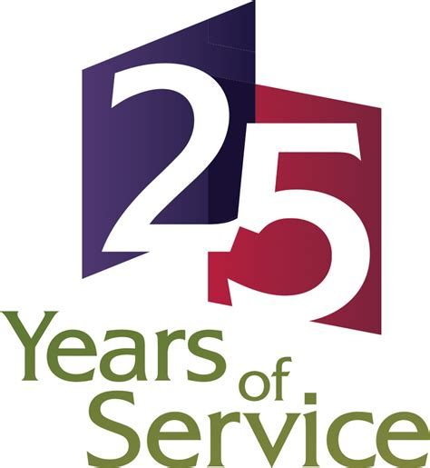 The 25 Years 25th anniversary tdhcd minneapolis based service