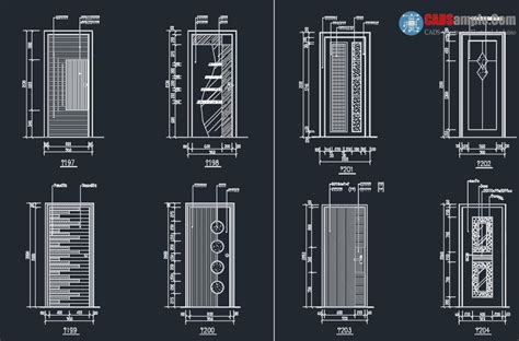 entrance design cad library autocad blocks autocad door detail block autocad dwg 2 187 cadsle com