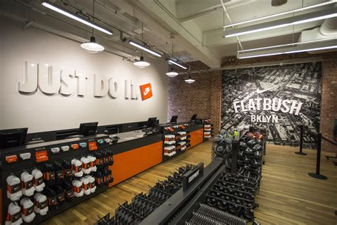 official store nikecom nostrand and flatbush nike opens first nyc community