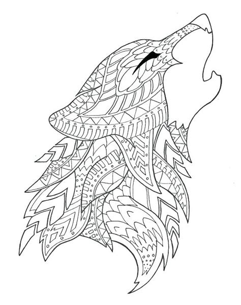 Coloring Page Wolf by Wolf Coloring Pages Coloring Page