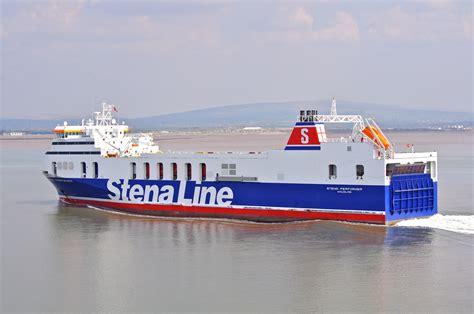 Stelan Linesa file stena line ferry stena performer imo 9506227 heysham lancashire uk jpg