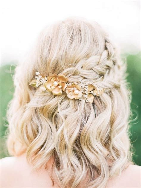 braided hairstyles for short hair wedding hair style 2014 new wedding hairstyles for short hair braid intended for