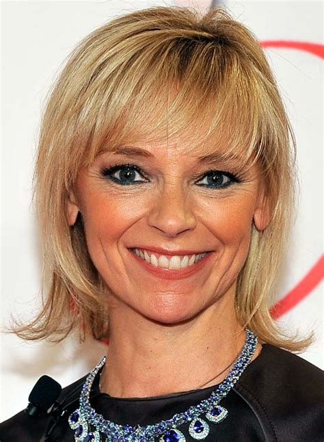 hairstyles medium length with wispy fringe and slightly curly long bob with wispy bangs long hairstyles