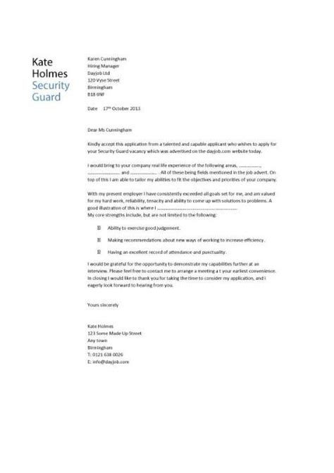 Sle Resume Cover Letter For Security Guard Ca Guard Resume Sales Guard Lewesmr