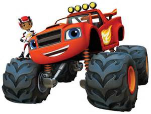 Prepare for monster truck adventures in blaze and the monster machines