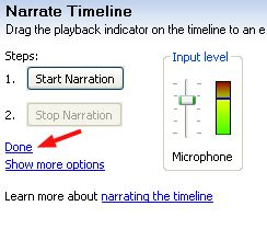 windows live movie maker narration tutorial how to add narration to windows live movie maker 2010