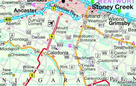 Stop Mapart Stop Map visit and explore caledonia canada ontario tourism