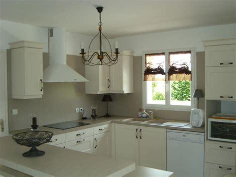 Blanc Et Beige cuisine blanc et beige photo 1 3 ma cuisine blanc et