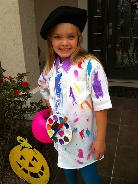 house painter costume quot artist quot costume halloween pinterest costumes and artists