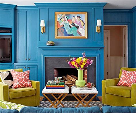 it or leave it lacquered wood paneling in bold hues