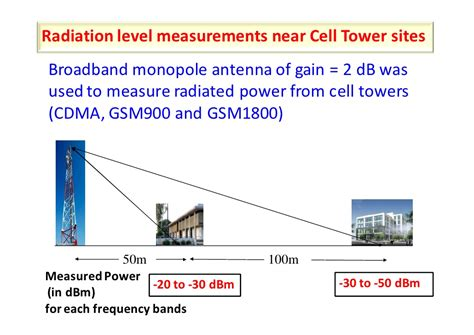 mobile phone radiation levels cell phone and cell tower radiation norms