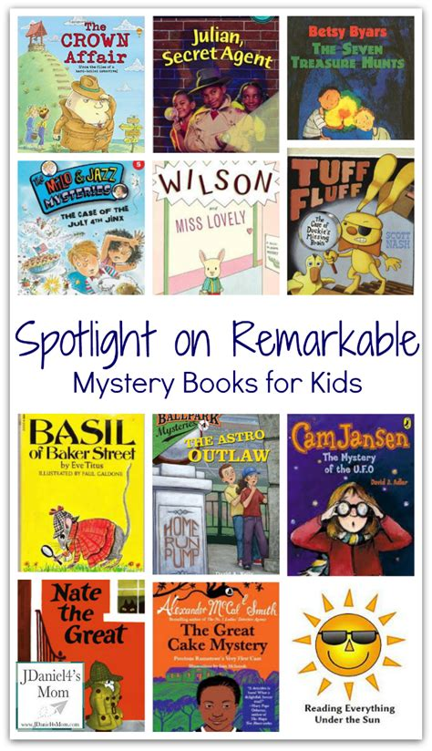 picture book mysteries spotlight on remarkable mystery books for
