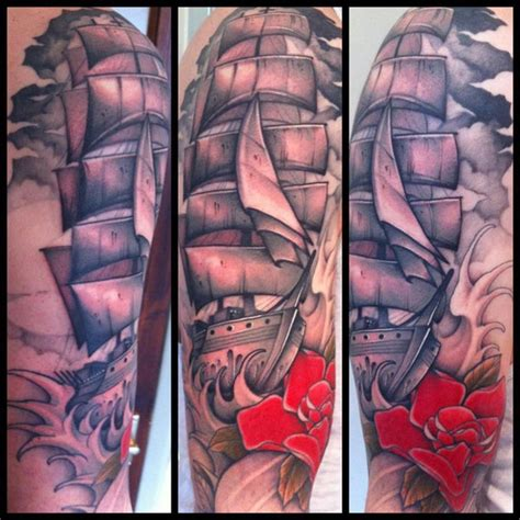 tattoo studio morley leeds 133 best images about pirate tattoos ship tattoos on