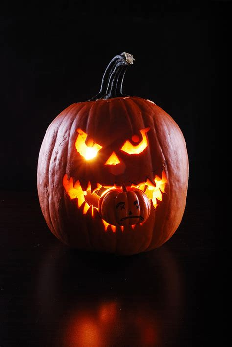 50 creative pumpkin carving ideas art and design