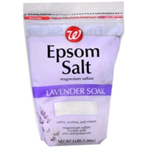 Does Mag Chloride Detox Like Epsom Salts by 1000 Images About Lovely Lavender On