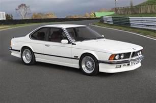Bmw Csi 1985 Bmw M635 Csi