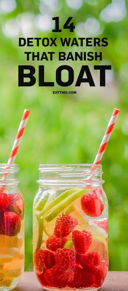 Detox For Bloating by 50 Best Detox Waters For Weight Loss And Bloating Wasser