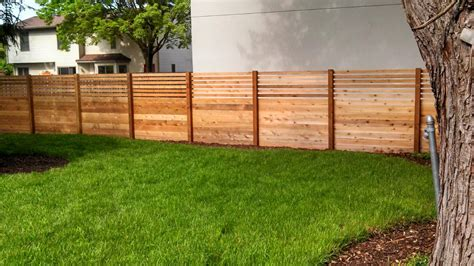 Backyard Fence Prices You Dream It We Will Build It Straight Line Fence