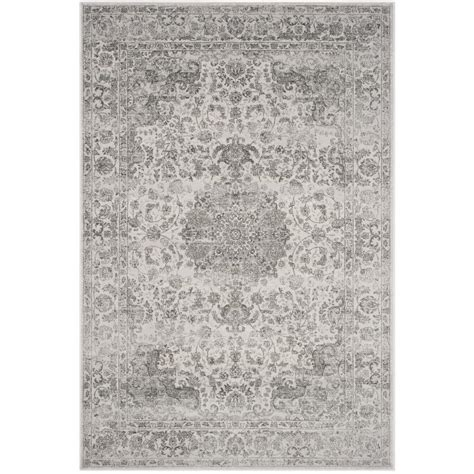10 x 12 gray and rug safavieh carnegie gray 8 ft x 10 ft area rug