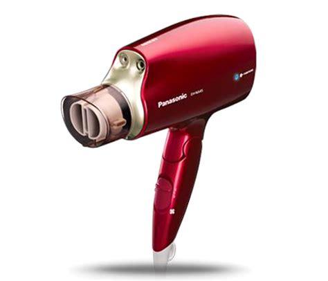 Panasonic Nanocare Hair Dryer ionic hair dryer material world