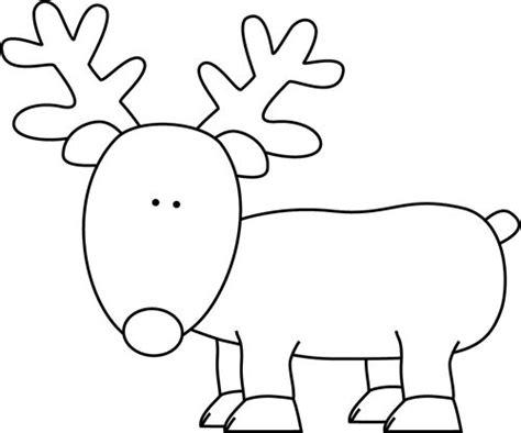 reindeer coloring pages preschool 17 best winter coloring pages images on pinterest