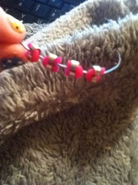 How To Make Braces With Paper - you can make braces with earring backs a paper clip