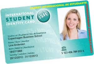 Isic Card Template Student Id Card Submited Images