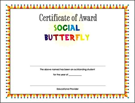 word certificate template 31 free download sles exles student award certificate template sle templates