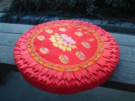 Buddhist Meditation Mat by Lotus Meditation Mat Worshipping Mat Buddhist Cushion