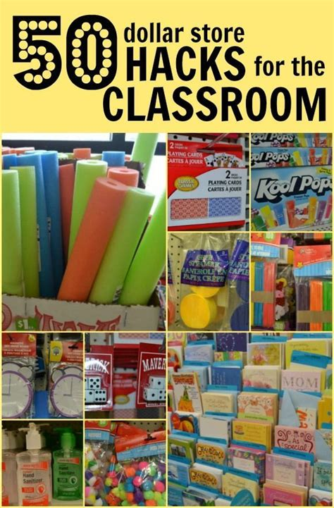 dollar store hacks 50 brilliant dollar store hacks for the classroom