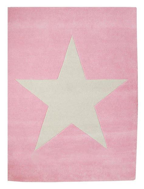 teppiche rosa kinderteppich sterne rosa nzcen