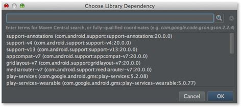 android support annotations support annotations android studio project site