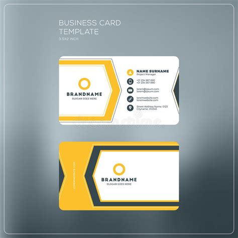 Personal Calling Card Template by Personal Business Card Template Gallery Business Cards Ideas
