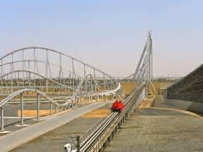 Formula Rossa World Abu Dhabi The World S Fastest Roller Coaster Will You Away