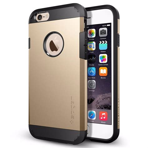 Iphone 6 6s 6g forros defender para iphone 6 6g 6s spigen bs 39 997 65