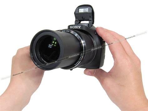 Kamera Sony Cyber H400 die kamera testbericht zur sony cyber dsc h400 testberichte dkamera de das