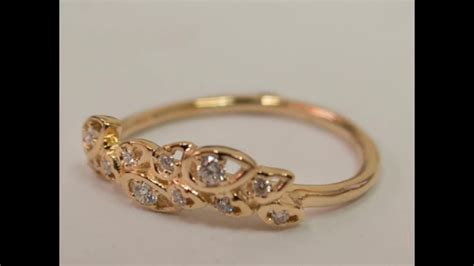 Simple Gold Ring Design by Simple Gold Ring Designs For