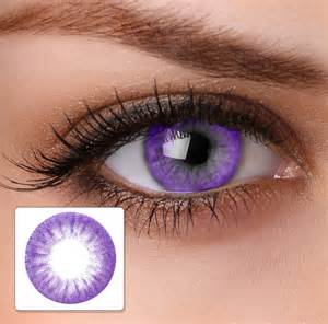 purple color contacts contact lenses costumes optical options
