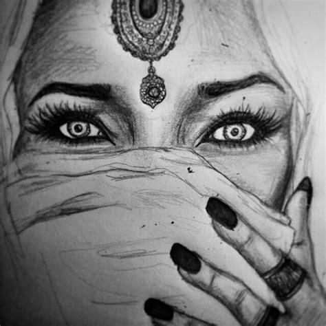 girl eyes themes art image 2348515 by maria d on favim com