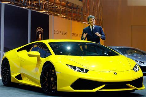 Lamborghini Italy Price Lamborghini To Speed Into Accelerating Suv Market By 2018