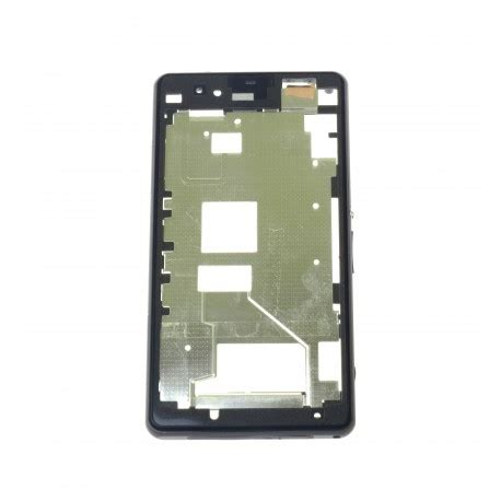 Sony Xperia Z1 Compact Z1 Mini D5503 Frame Middle Plate middle frame black oem for sony xperia z1 compact d5503 lcdpartner