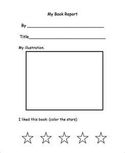 kindergarten book report worksheet book report templates first grade homework resources book report squarehead teachers