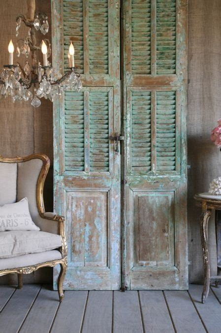Shutter Wall Decor by 25 Best Ideas About Shutters Decor On Window Shutters Decor Shutter Projects